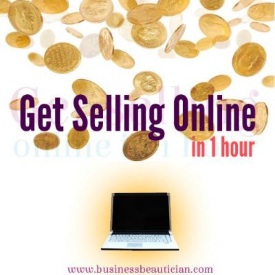 Get selling online in 1 hour tutorial