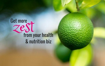 Revitalise your health and nutrition business and make more money