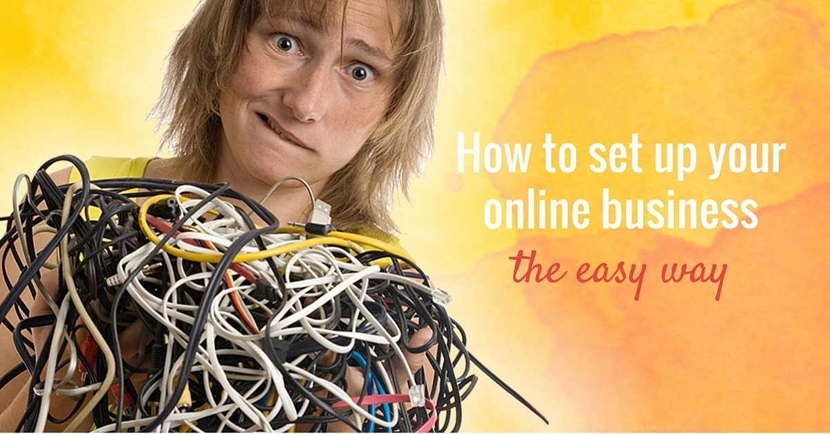 How to set up your online coaching business the easy way