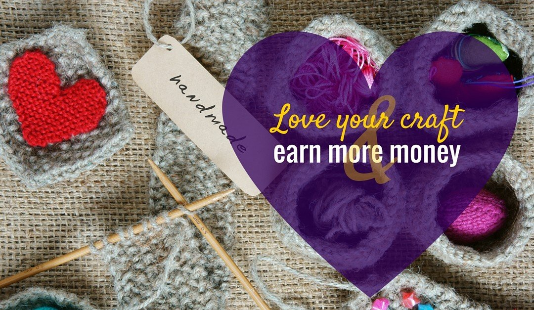 How to make more money for crafters