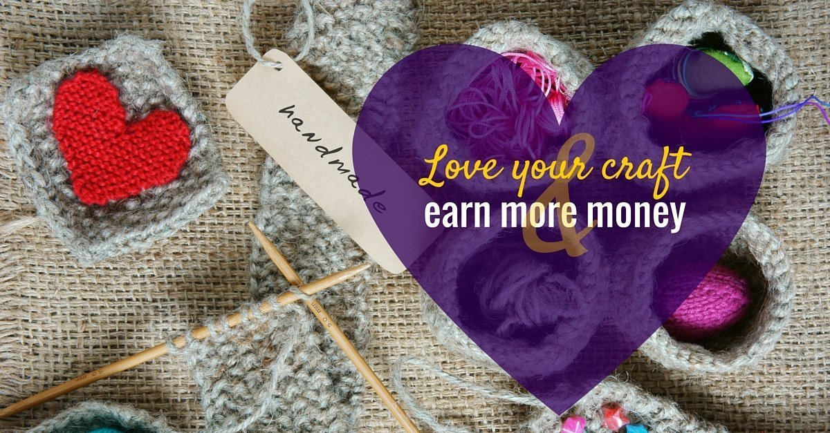 How to earn more money for crafters