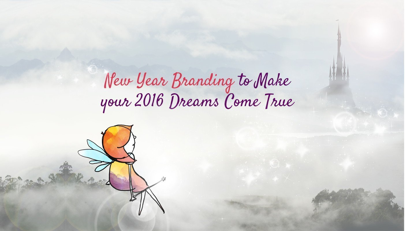 New Year Branding Dreams
