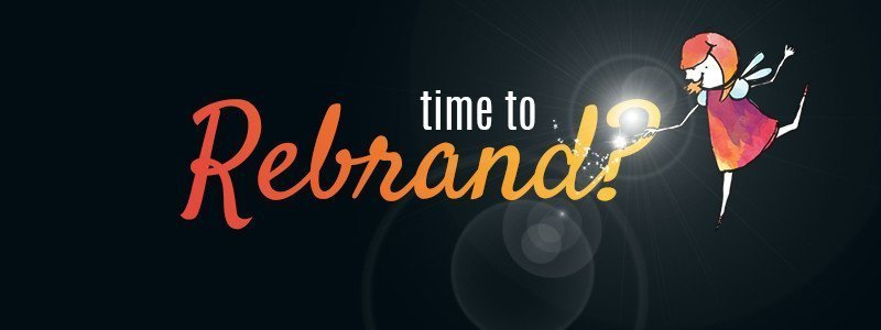 Is it time to rebrand?
