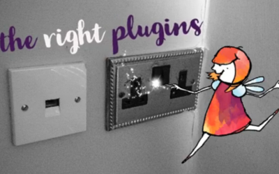 How do you find the right plugins for your website?