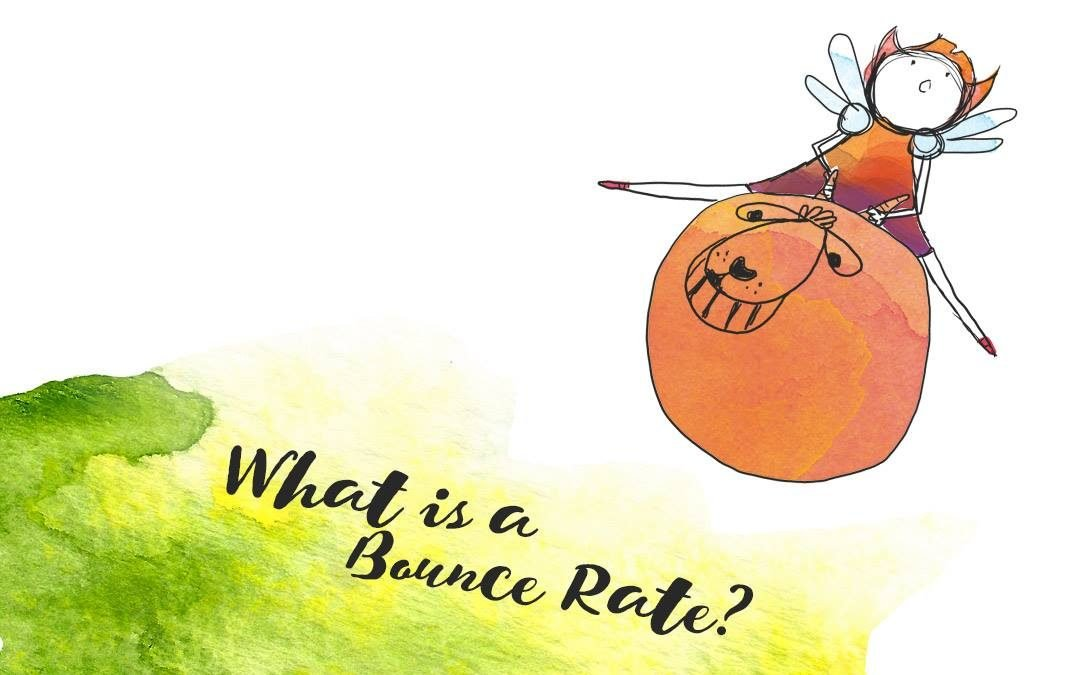 What's a bounce rate?