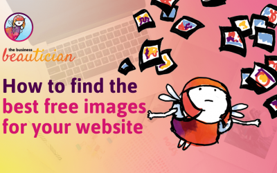 How to find the best free images for your website