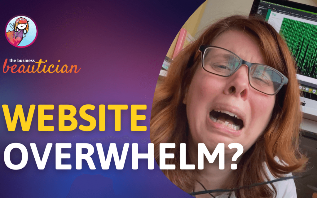 Scared of starting your website? Try this!
